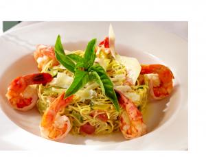 Gournet Shrimp & Noodles