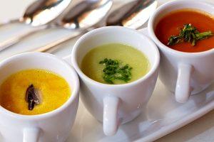 Trio of Soups NEW